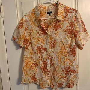 Talbots Petites Shirt